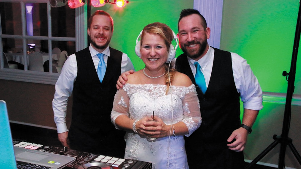 DJs With Bride